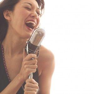Woman Singing 2003