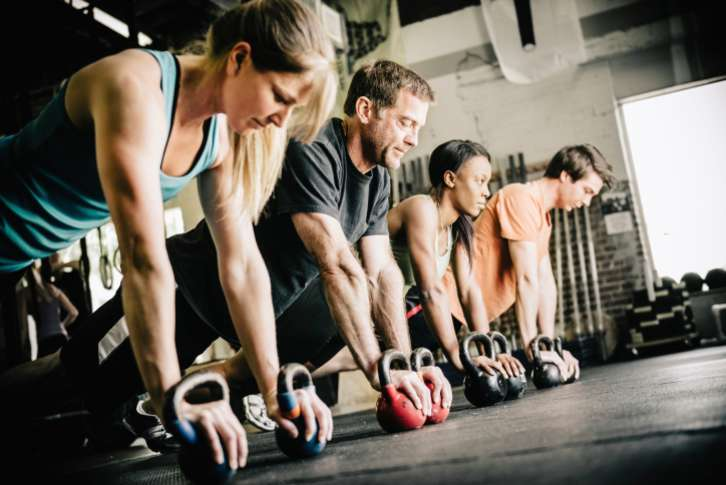 Keeping Fit With Group Workouts