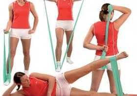 Using Resistance Band to Exercises Can In Turn Help You Tone