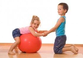 Health & Fitness for Children : Gymnastics