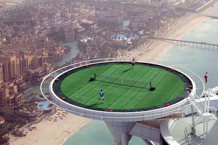 Fitness & Sports Dubai : Tennis