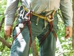 Rock Climbing Safety System : Harness Rope and Belay