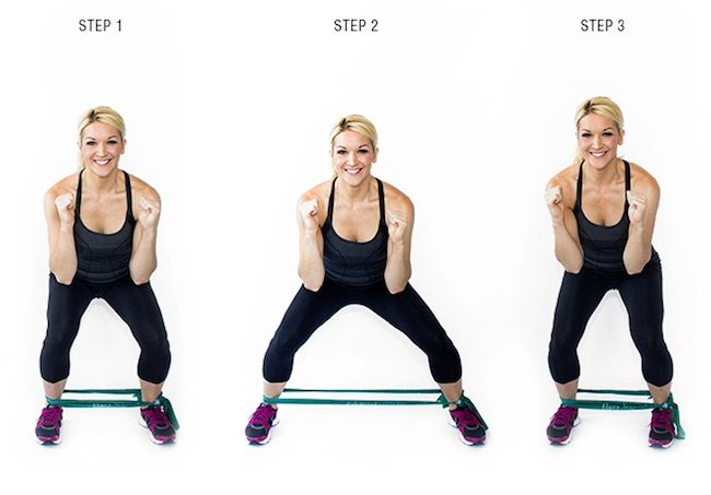 Using Resistance Band to Exercises Can In Turn Help You ...