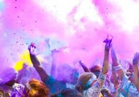The Color Run Dubai RETURNS – Autodrome on November 21