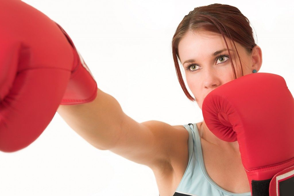 Women Group Boxing Classes in Dubai