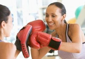 Women Only Boxing Classes in Dubai