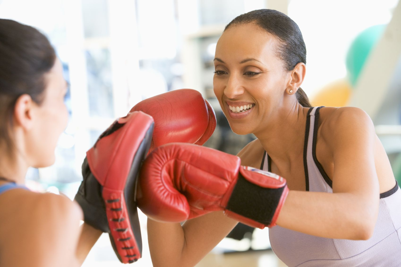 Women Only Boxing Classes in Dubai | Trainer