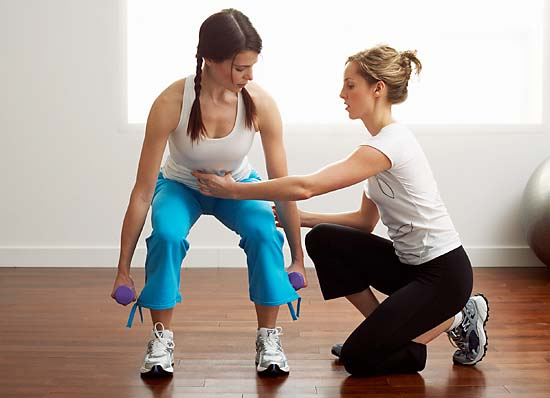 Think Smart: Choosing to Hire a Personal Trainer?