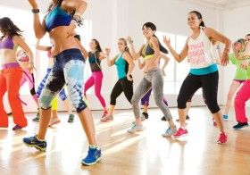 Health & Fitness for Women : Exercise Zumba Benefits