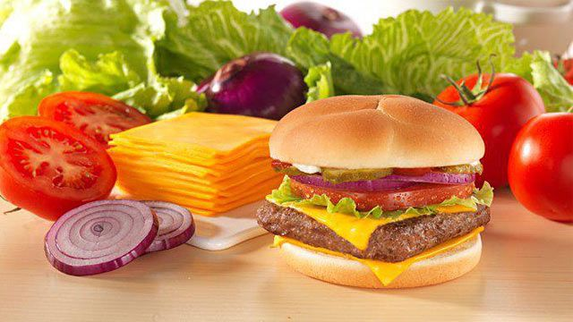 Low Fat Low Cholesterol Fast Food Choices