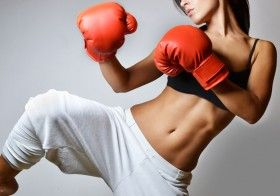 Could Kickboxing Help Me Lose Weight?