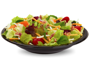 mcdonalds-Premium-Bacon-Ranch-Salad-without-chicken