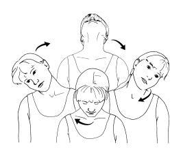 neck circles