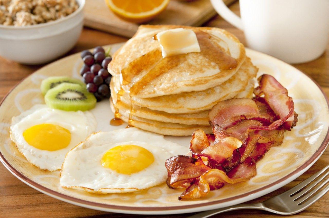 Heavy Breakfast
