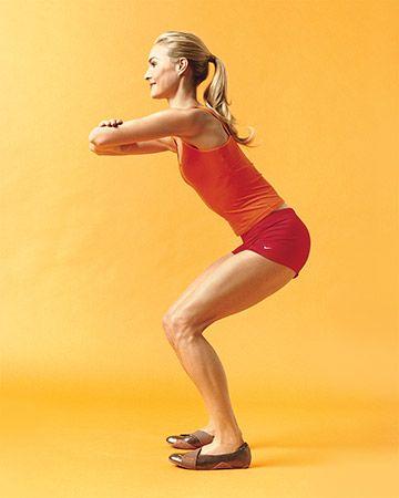 How to do Legs Squat properly in Dubai