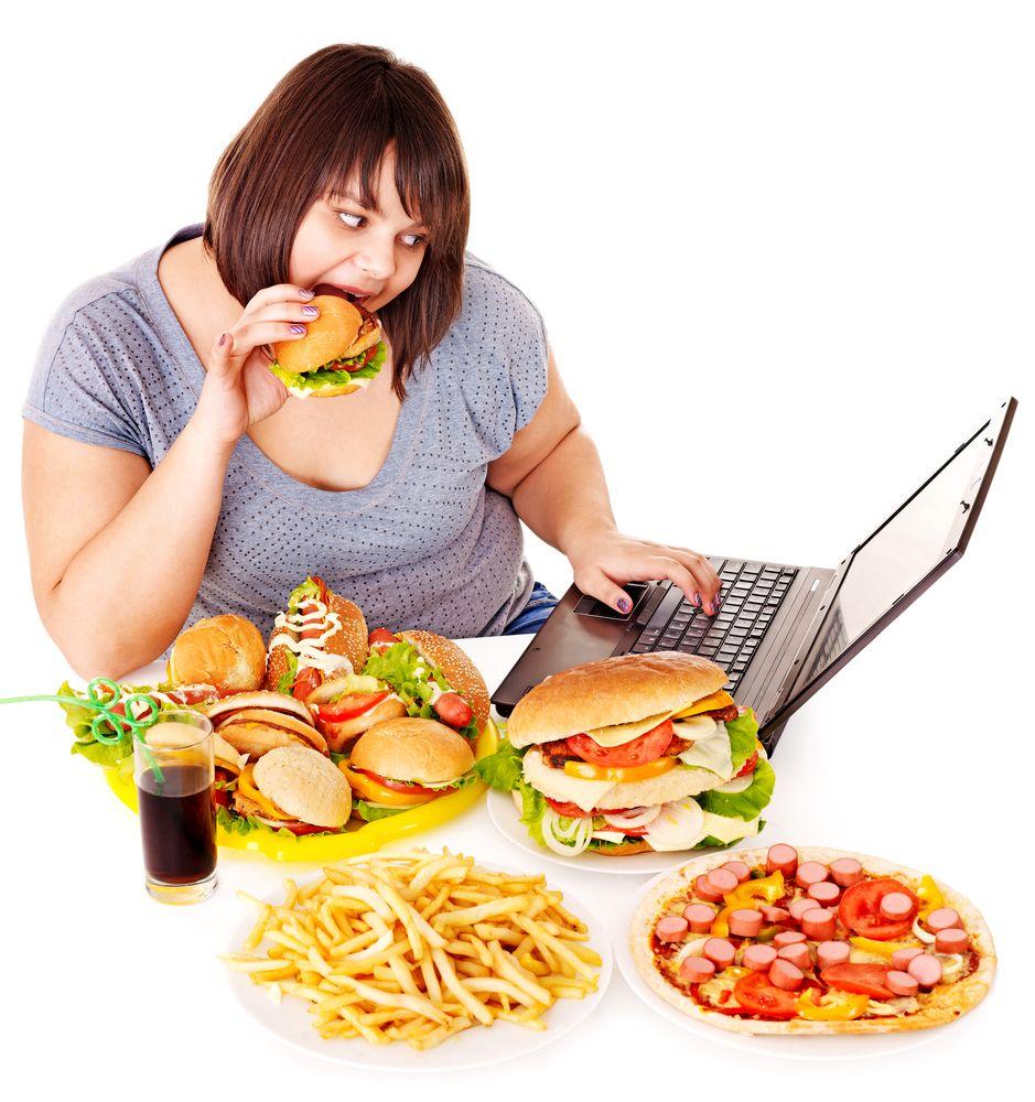 Reduce junk food intake