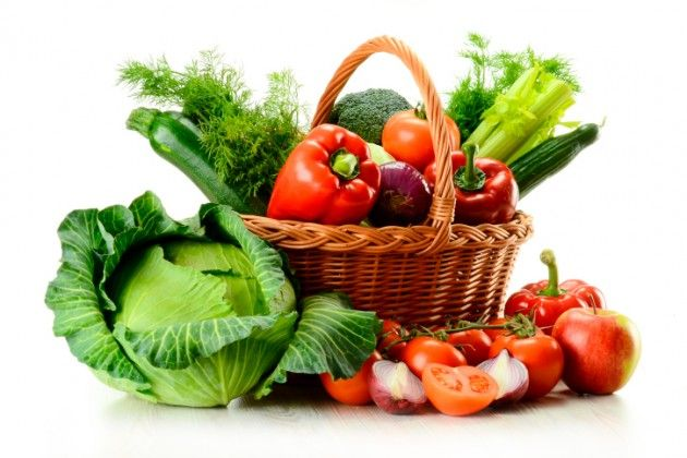 Picture of Nutritional vegetables and fruits