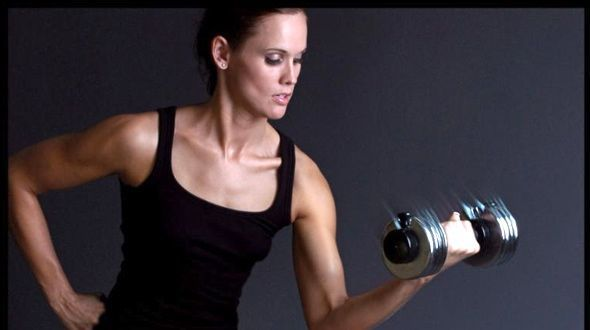 how to get into lifting weights
