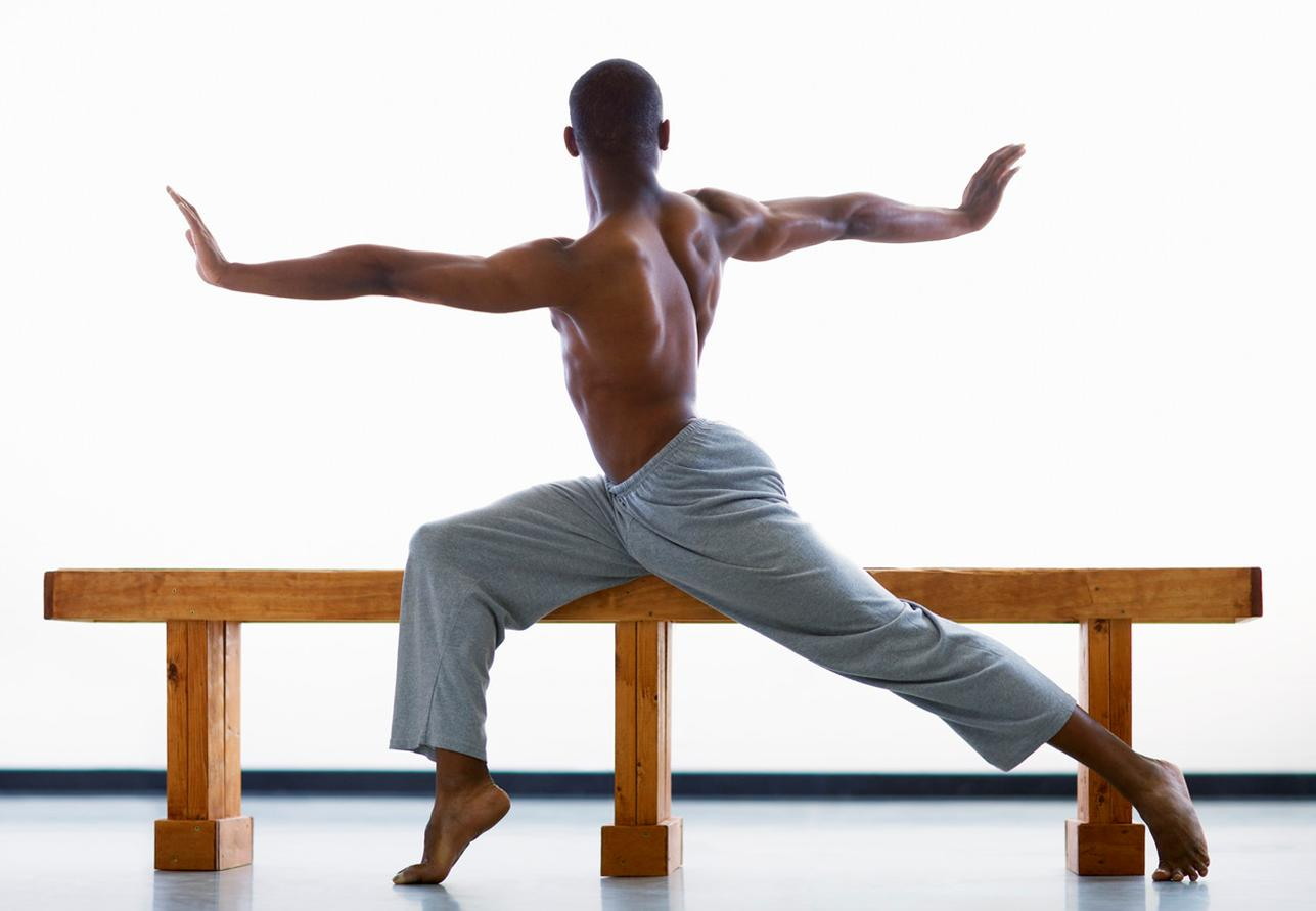 Stretching Eases Tightened Muscles That We Might Get From Sitting Too Long Or Just Being In A Particular Position For While It Could Be As Result Of