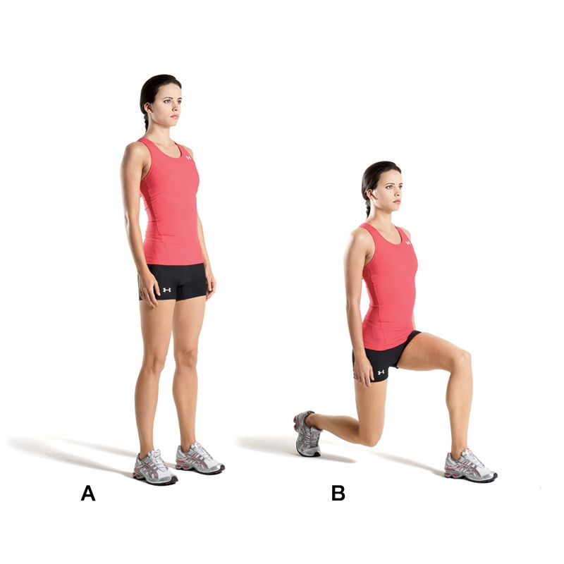4 Exercise Moves For Slimmer Hips And Thighs