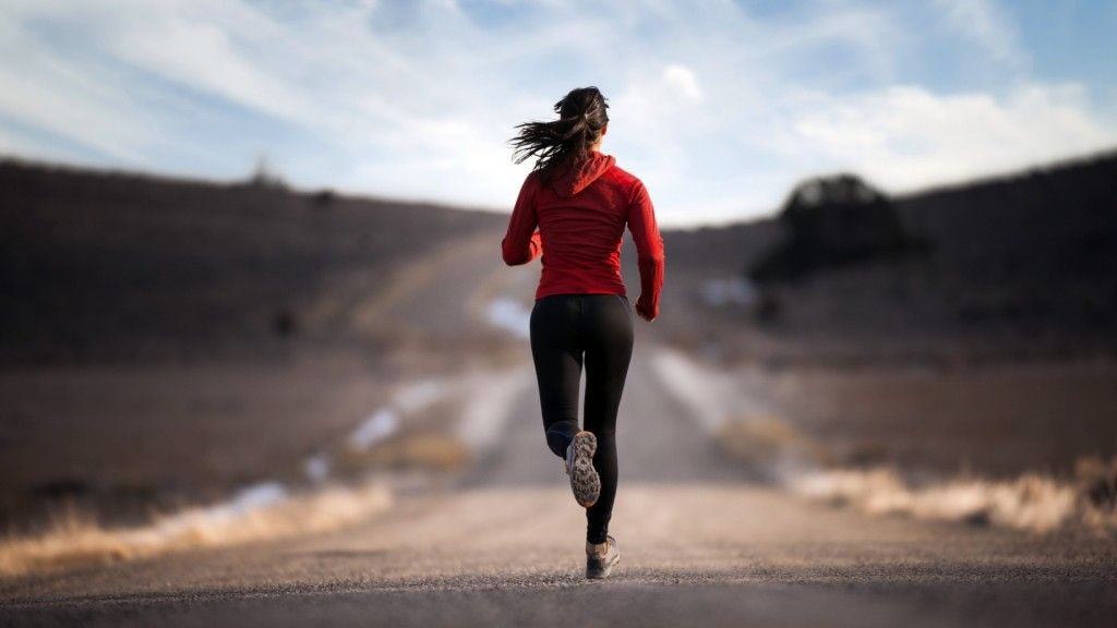 Running Reduces Stress