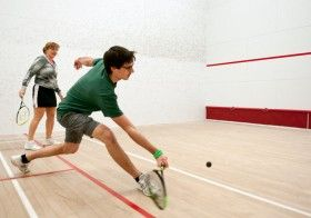 6 Reasons why Squash is the Perfect Sport for Weight Loss