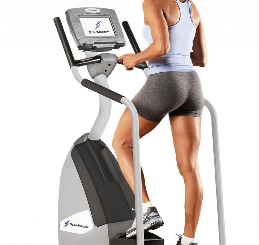 crosstrainer step