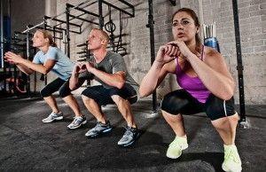 Dubai fitness camp