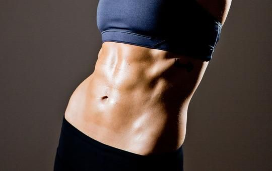 Strong abs