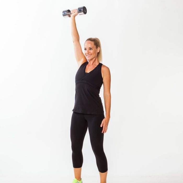 Power Circuit Training for Women