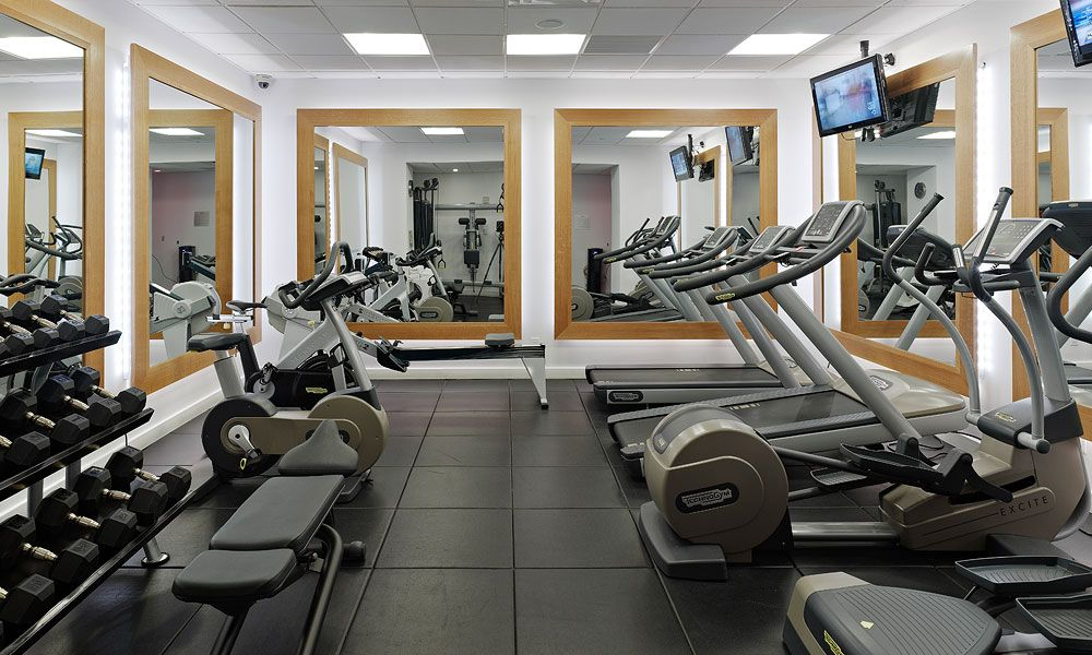 Fitness Center Rules & Regulations