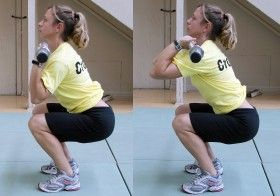 8 Ways To Do Squats For Beginners