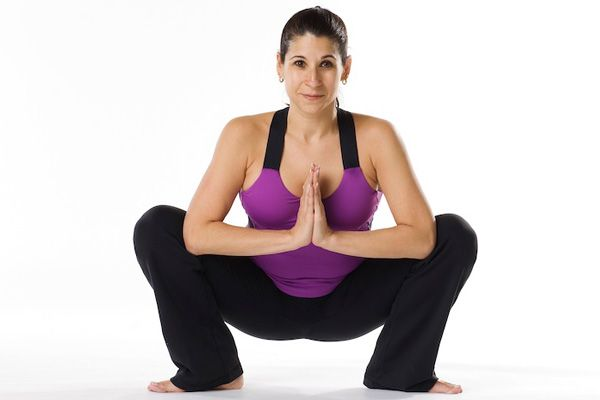 Six Therapeutic Yoga Poses For Reproductive Health