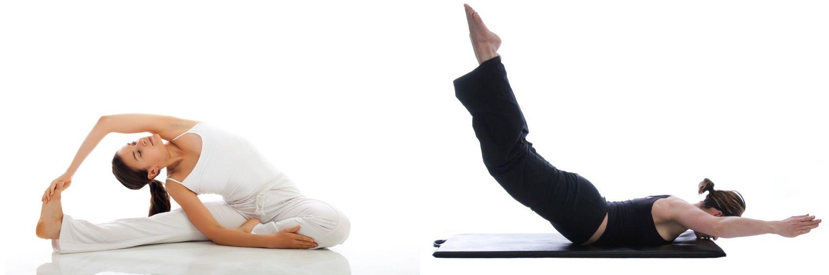 The Breakdown: Yoga vs Pilates
