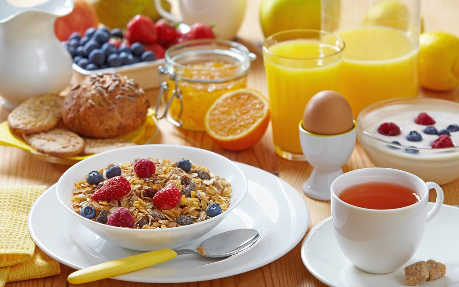 Three Benefits of Eating Breakfasts for Health