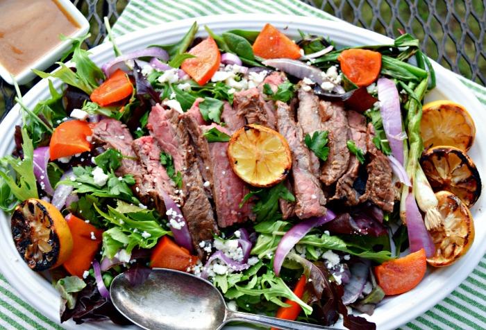 Salad Lemons Platter