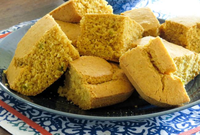 Gluten Cornbread