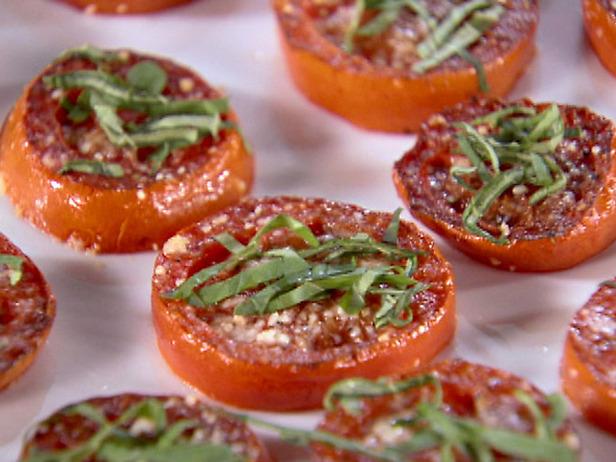heated tomatoes