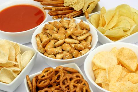 snacks food