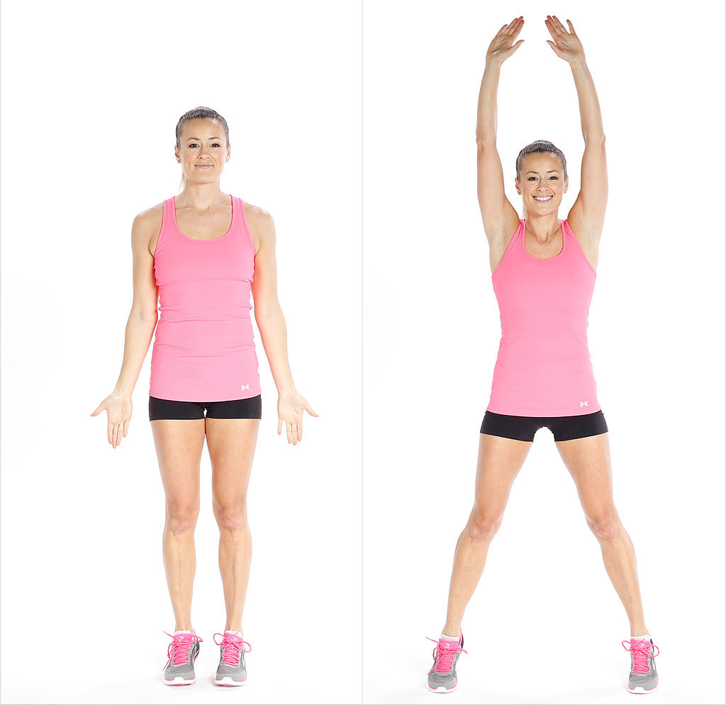 Benefits From Jumping Jacks