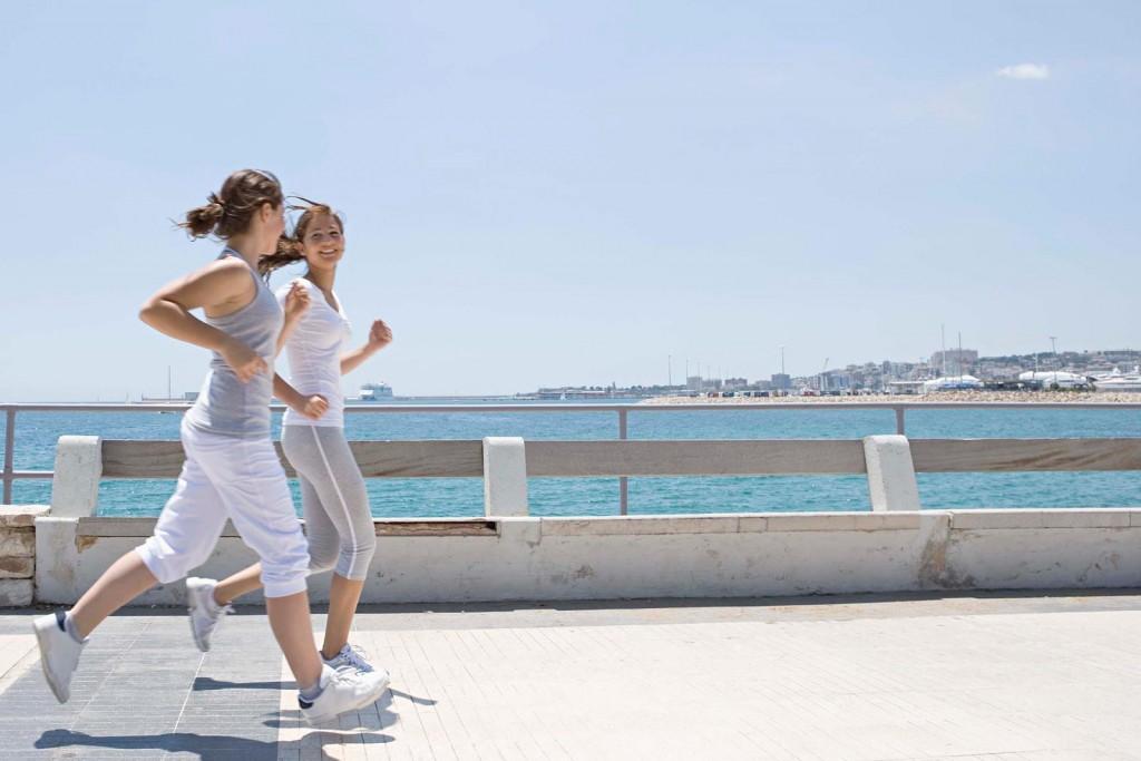 joggong
