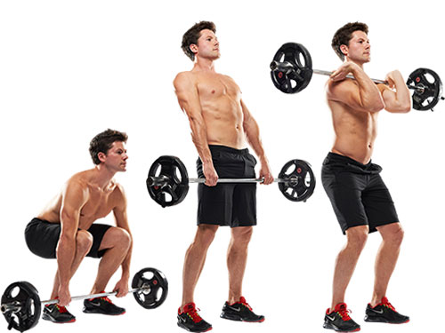 The Only 4 Exercises You're Ever Going to Need