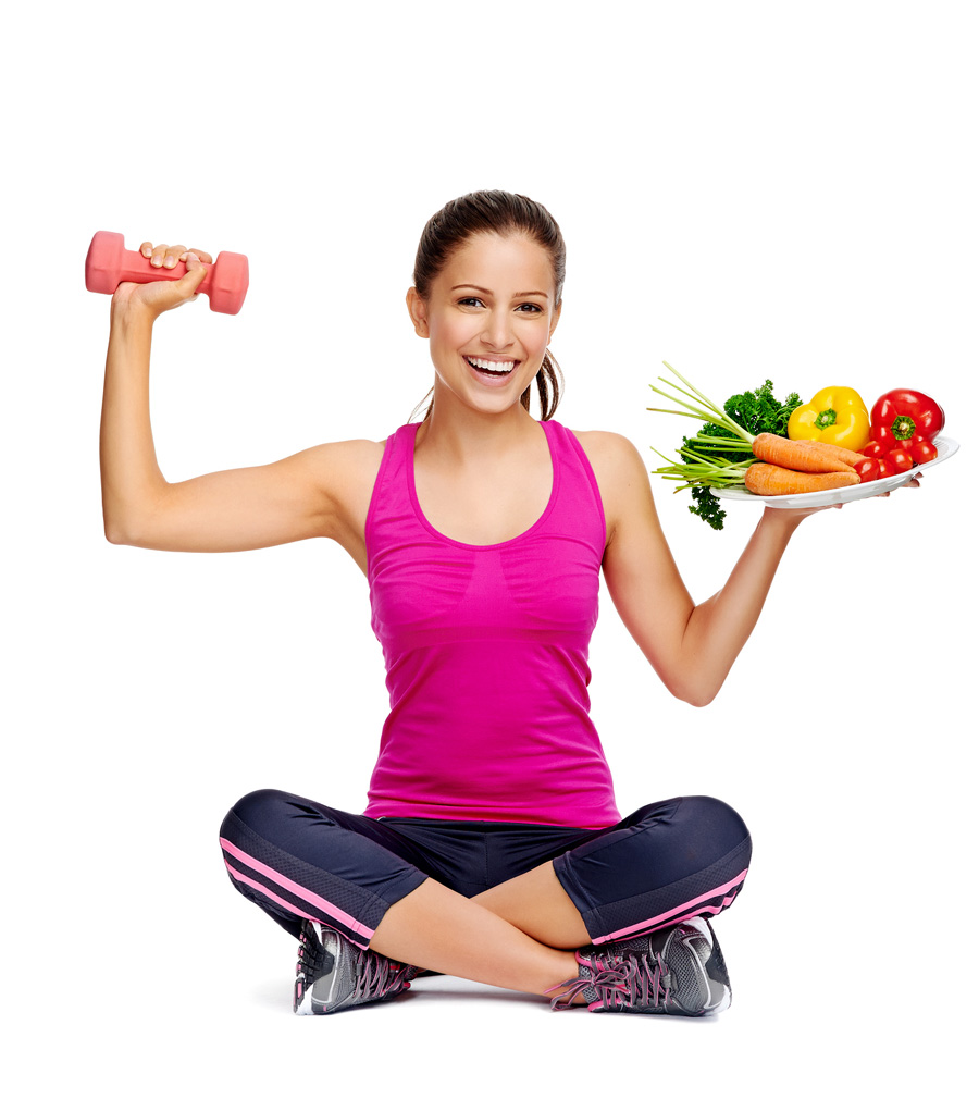 eat and exercise