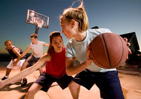 5 Health Benefits Of Playing Basketball