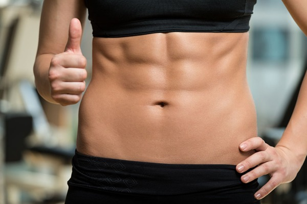 3 Easy Abs Exercises You Can Do At Work