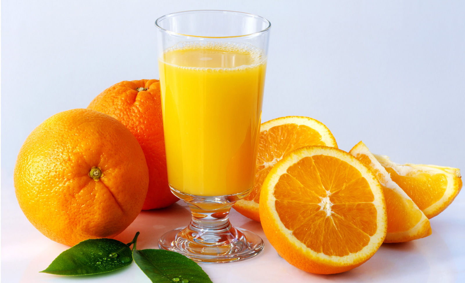 6 Benefits of Orange Juice