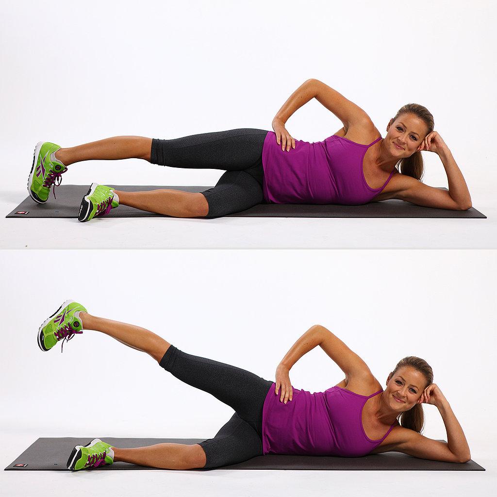 The leg slide and lift