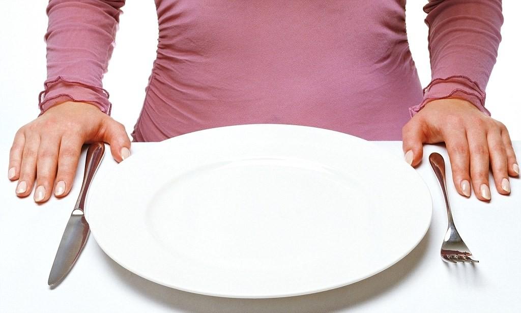 Never starve yourself