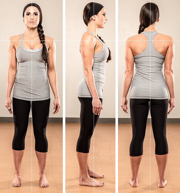 4 Exercises to Improve Body Posture.