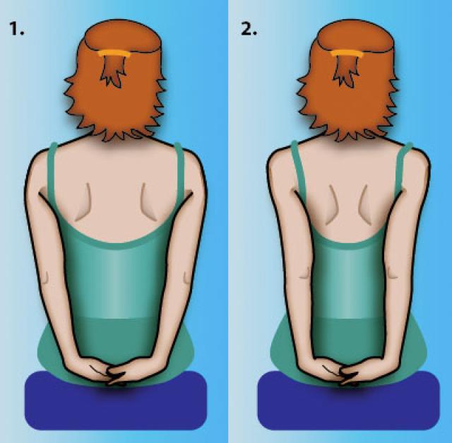 shoulder squeeze